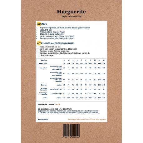 Marguerite 3-12 ans