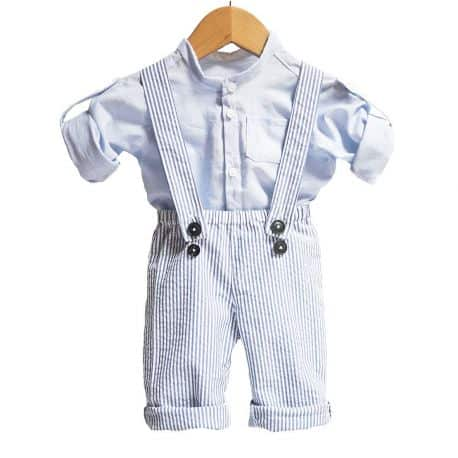 Brighton Pants & Shorty 6 m-4 yo