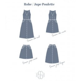 Robe Poulette