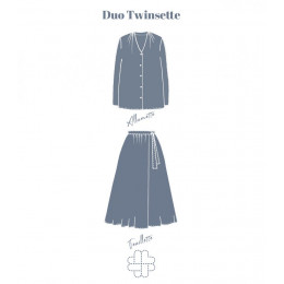 Duo Twinsette