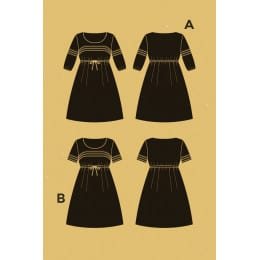 Aubepine Dress pattern