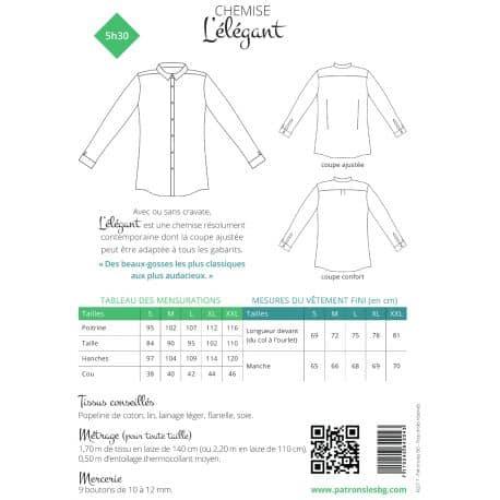 Shirt The Elegant