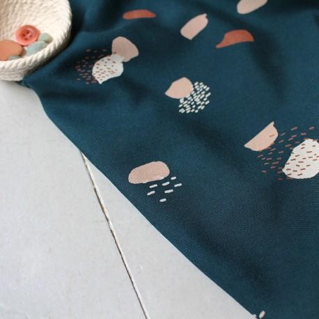 Moonstone Green Fabric