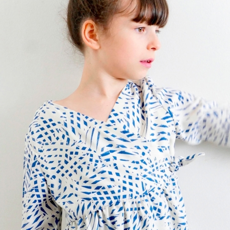 Violette Dress (3-12 years)